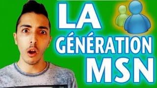 Salut les José ! Qui ne connaît pas MSN ? Je vais vous parler des 6 choses que nous avons tous déjà fait ;) Vidéo en HD - 720P...