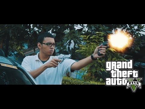 Video Lucu (20) : Jika Kru Tara Arts Jadi Karakter GTA