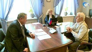 Депутат Госдумы Александр Коровников провел прием граждан по личным вопросам