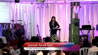 Download Lagu Sayama Sarah Aye (ဘုရားသခင္ကို ရွာေသာသူ) Mp3