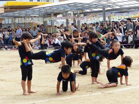 平成28年愛媛幼稚園運動会