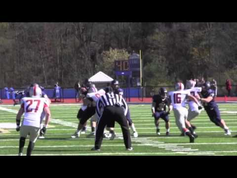 Juniata Football Highlights 2013