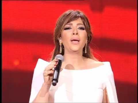 اصالة - شاغل بالي هواك - العروض المباشرة 1- The X Factor 2013