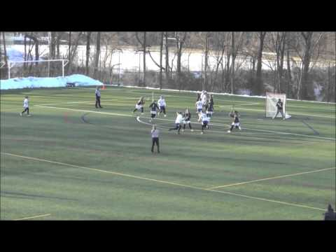 Goucher vs. Berry Highlights - 3/5/14