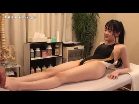 Full Boby Asian Girl Massage Ep.148