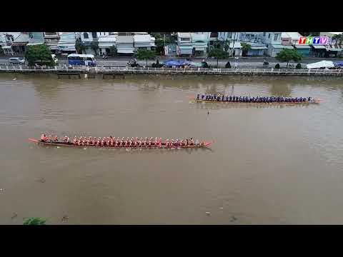 Giải đua Ghe Ngo tỉnh Trà Vinh năm 2020 ( Cự Ly 600m )