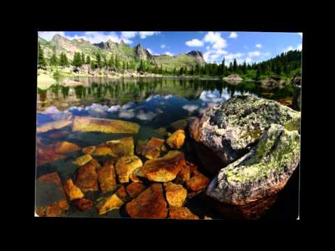 Красота природы России из фото.Наша Россия природа видео обзор.