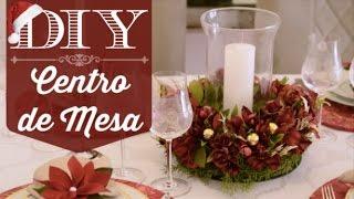 Neste vídeo eu mostro como fiz um arranjo centro de mesa para Ceia de Natal!Me siga no Instagram: @carolpafiadacheUm beijo grande e até mais!! :D