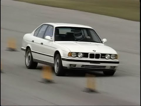 MotorWeek | Retro Review: '93 BMW M5