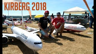 Video RC model flight event at Kirberg 2018/ Jets, airliners, warbirds and many more. MP3, 3GP, MP4, WEBM, AVI, FLV Agustus 2018