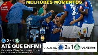 Assista aos MELHORES MOMENTOS de CRUZEIRO 2 x 1 PALMEIRAS. Narração: Albertinho Lombriga 98 Futebol Clube 98Live 98FM Comentários: Adroaldo ...