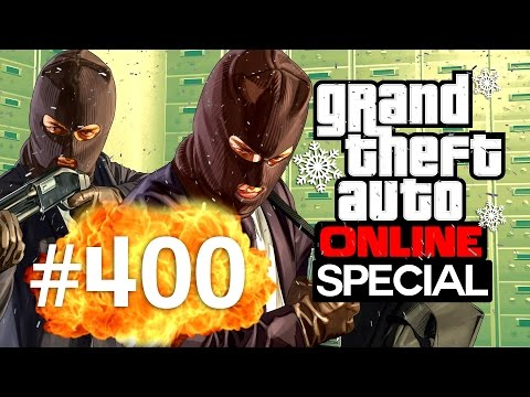 Grand Theft Auto V | Online Multiplayer | Episodul 400 (1h Special)