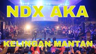 NDX AKA - Kelingan Mantan (Live in FKY 29 Kota Jogja 2017)