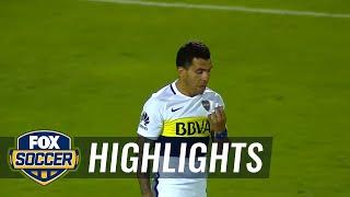 Independiente del Valle vs. Boca Juniors   2016 Copa Libertadores Highlights by FOX Soccer
