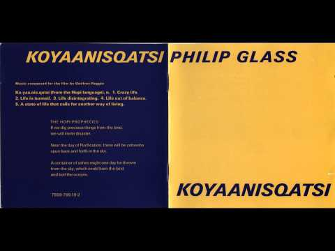 philip_glass - This is the re-recorded version of Koyaanisqatsi OST for the movie with the same title. The re-recording of the album featured two additional tracks from the...