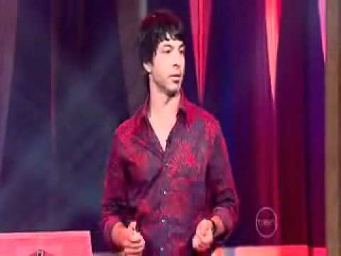 MICF - The Great Debate 2009 - Arj Barker's Speech