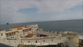 Cape Coast Ghana  City pictures : Ghana - Aerial view of Cape Coast.