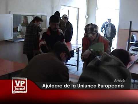 Ajutoare de la Uniunea Europeană