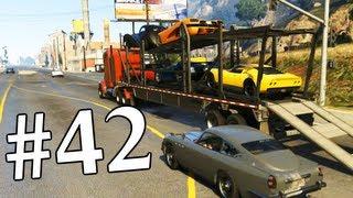 Grand Theft Auto V | Ep.42 | Тачка Джеймса Бонда