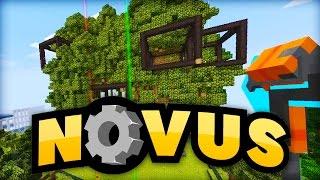 Die Buddies trollen mich! - Minecraft NOVUS #74