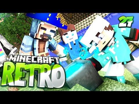ER HAT SCHWÄCHEN! • Minecraft RETRO #27 | Minecraft Roleplay • Deutsch | HD (видео)