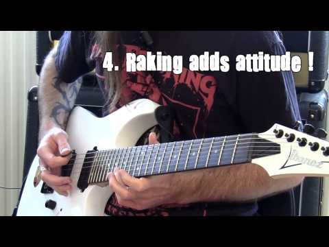 Get More Dynamics in Your Picking - Badass guitar Tips Ep 6