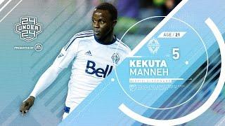 Kekuta Manneh | #5 24 Under 24 by Major League Soccer