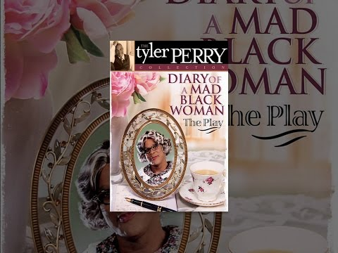 Tyler Perry's Diary Of A Mad Black Woman-The Play