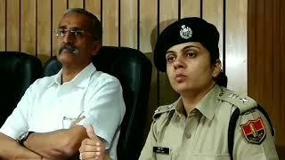 लेडी आईपीएस का सनसनीखेज खुलासा lady IPS in action