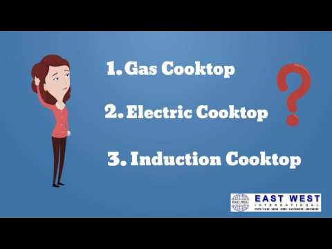 How to Choose Between a Gas, Induction and Electric Cooktop