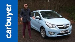 Vauxhall Viva hatchback review - Carbuyer by Carbuyer
