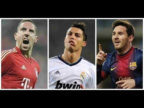 Los 3 mejores jugadores del mundo 2014-2015