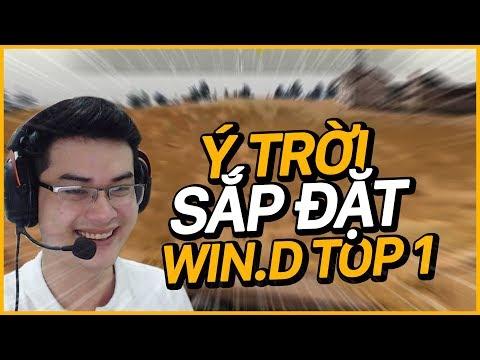 Ý trời sắp đặt phù hộ cho Win.D được TOP 1 !! | CƯỜI RỤNG TRỨNG CÙNG WIN.D - Thời lượng: 10 phút.