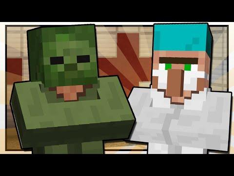 Minecraft   THE HOSPITAL MISSION   Custom Mod Adventure