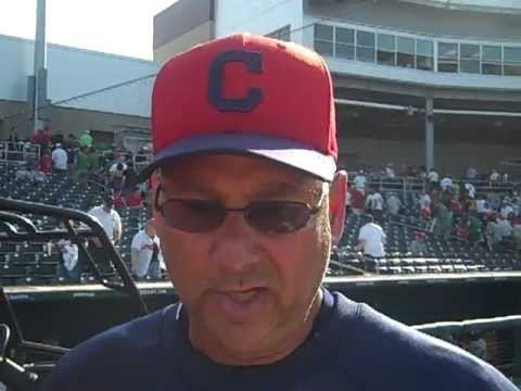 VIDEO: Terry Francona after exhibition game
