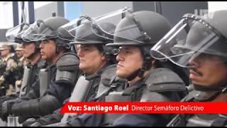 Santiago Roel, director de Semáforo Delictivo