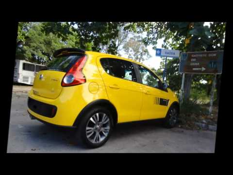 Novo Fiat Palio Sporting 1.6 16v 2012