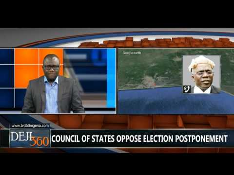 DEJI360 EP 63 Part 2: Falana weighs in on election postponement