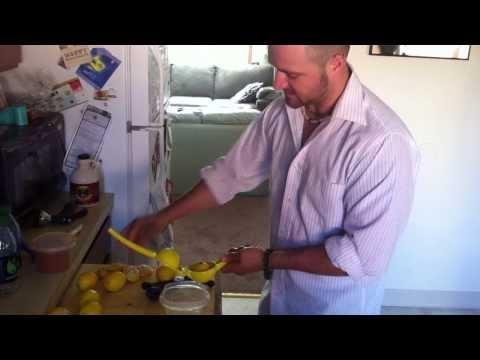 Master Cleanse Preparation Video (more info in description)
