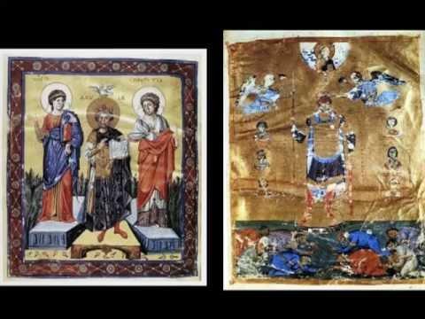 Beleuchtete Psalterhandschriften