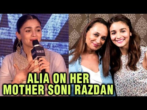 Alia Bhatt Shares Her Experience Of Working With M