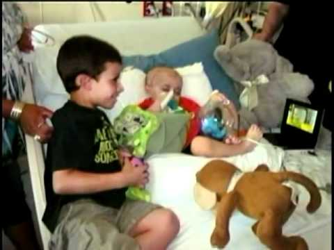 Dad Gives Cannabis Oil to Toddler Battling Brain Cancer – Medical Marijuana