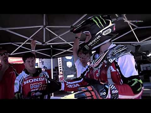 A nap videója: A CRF450 Rally tökéletesítése