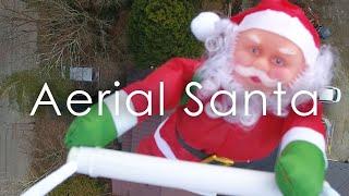 Aerial Santa | Droneman's Christmas