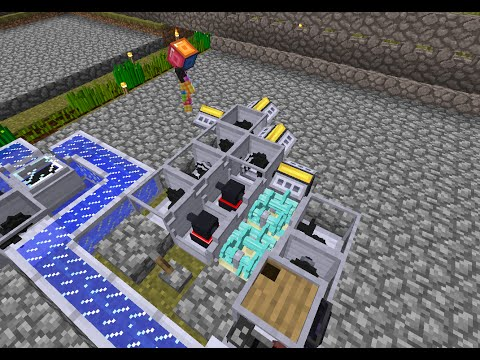 Project: Dark Matter | GregTech 6 - EP.7 Rotarycraft 5倍化提取機