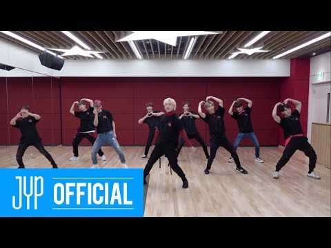 """Stray Kids """"MIROH"""" Dance Practice Video (Heart ver.)"""