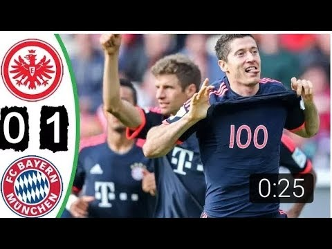 Bayern Munich vs Eintracht Frankfurt 1-0 All Goals & Full Highlights Bundesliga 9/12/2017