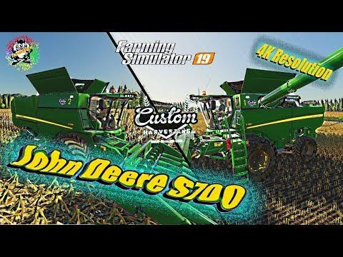 JOHN DEERE S700 v2.0.0.0