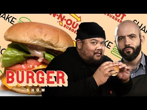 Binging With Babish Cooks In-N-Out and Shake Shack Clones  The Burger Show