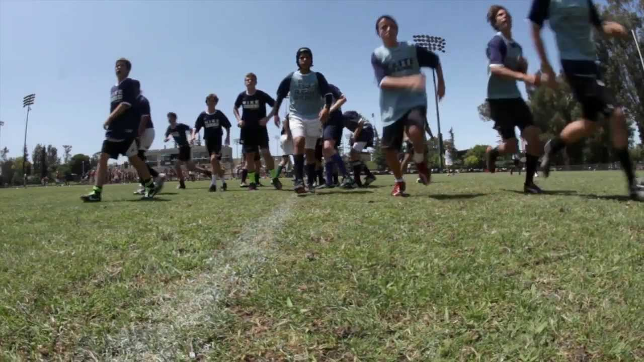 Nike Rugby Camps - Video